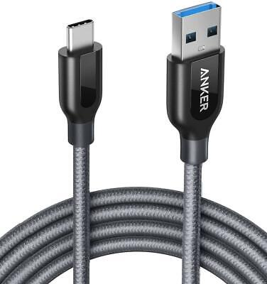 PowerLine+ USB-C to USB 3.0 cable 6ft/1.8m Fast Sync & Charge High...