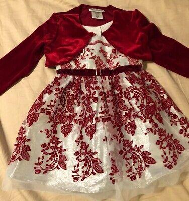 Jonna Michelle Dress Size 3T