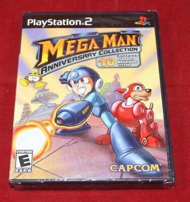 Playstation 2: Mega Man Anniversary Collection MegaMan 1 bis 8 und mehr...