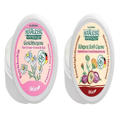Best face+body pack:Nutritive regenerating face cream+Hydrating soft  body (Best Hydrating Body Cream)
