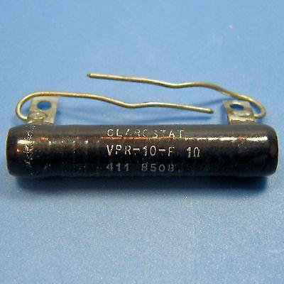 1 Ohm 12w 5 Ohmite B12j1r0 Wirewound Power Resistor Ceramic Case Axial Lead New