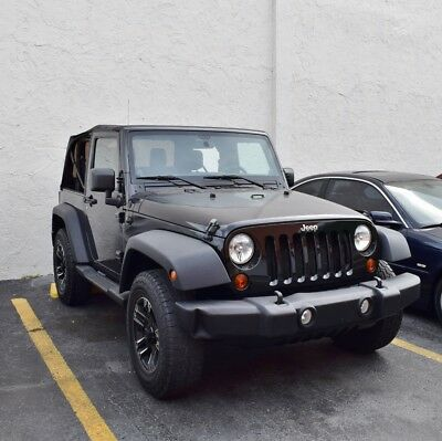 2011 Jeep Wrangler Sport 4X4 2 Owner   Clean Carfax   Well Maintained   69K Miles   Ready For Any Terrain