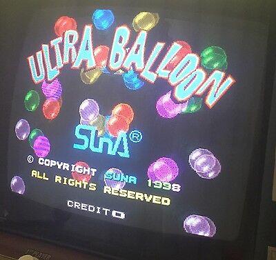 Ultra Balloon Game, Jamma Arcade PCB