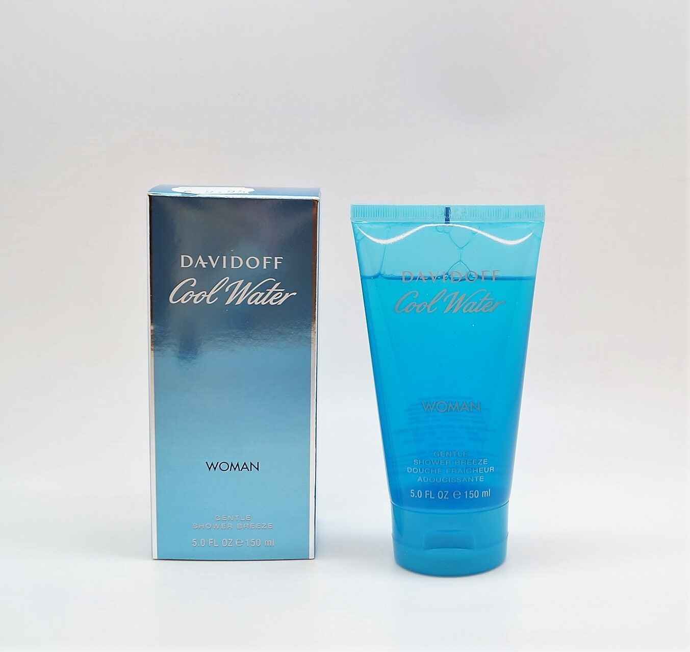 Davidoff Cool Water Woman Duschgel 150 ml