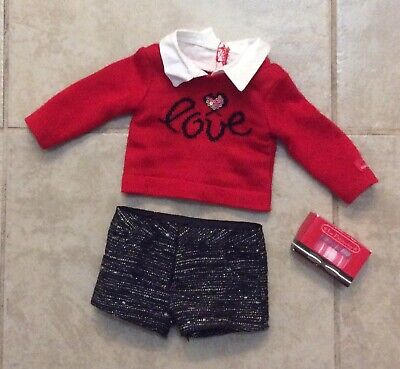 American Girl Grace City Outfit