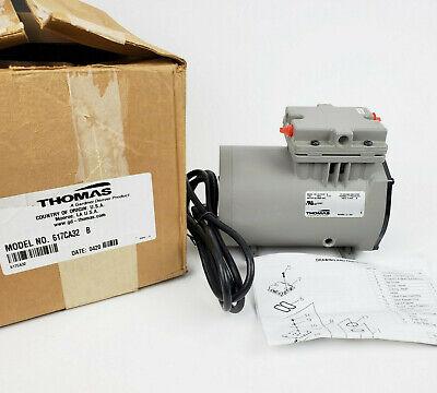 Thomas 617ca32 B Piston Air Compressor 18hp 115vac 175 Psi New
