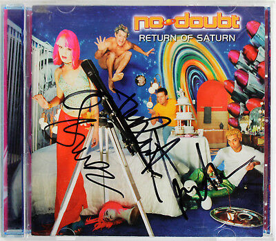 No Doubt (3) Stefani, Kanal, & Dumont Signed CD Insert W/ Disc BAS #A05161 for sale  Shipping to India