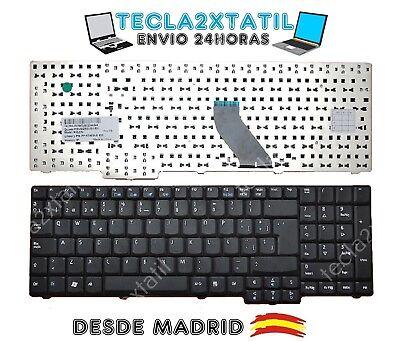 TECLADO PARA ACER Extensa 5635 5635G 5635Z 5635ZG 5635-ZR6 EN ESPAÑOL NUEVO...