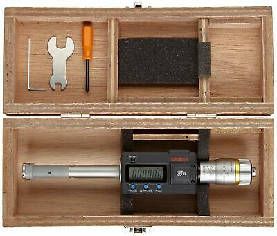 Mitutoyo 468-277 Digimatic Holtest Lcd Inside Micrometer 7-8177.8-203.2mm