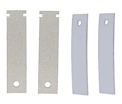 Dryer Bearing Slide - WE1M504 (2)  WE1M1067 (2) Dryer Bearing Slides Only