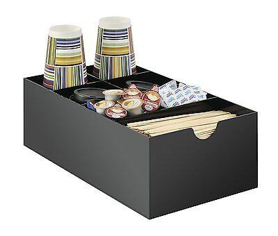 Condiment Organizer Tray 7 Compartment Deli Bagel Store Sandusky Buddynew