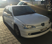 2001 PEUGEOT 306 RALLYE HATCHBACK West Beach West Torrens Area Preview