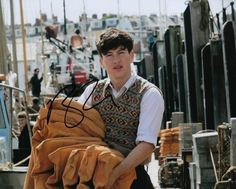 GFA Dunkirk George * BARRY KEOGHAN * Signed 8x10 Photo PROOF B2 COA