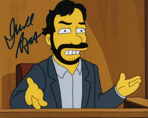 GFA The Simpsons Writer * JUDD APATOW * Signed Autographed 8x10 Photo COA