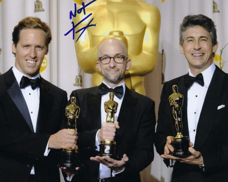 GFA Emmy Winner The Descendents * NAT FAXON * Signed 8x10 Photo MH2 COA