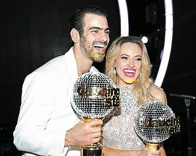 Dancing With The Stars Nyle Dimarco   Peta Murgatroyd Picture  3821