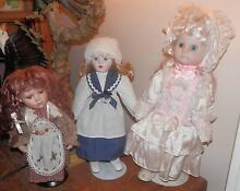 porcelain dolls for sale Morwell Latrobe Valley Preview