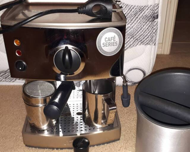 Sunbeam espresso machine coffee machines gumtree australia sunbeam espresso machine coffee machines gumtree australia caboolture area deception bay 1187845933 fandeluxe Gallery