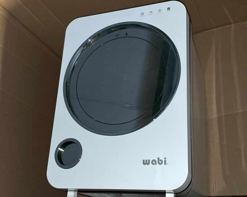 Wabi Baby WA-9900N-PT Touch-Panel Dual-Function UV Sanitizer Electric Sterilizer