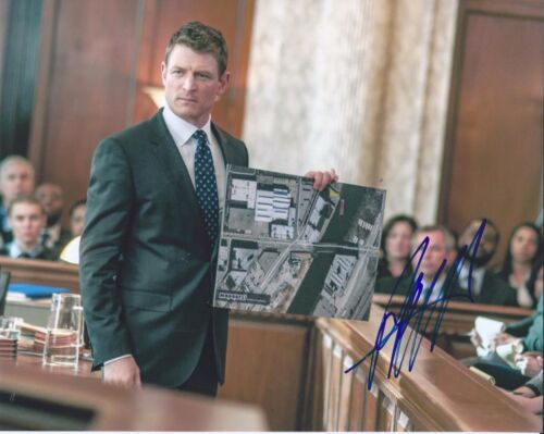 Philip Winchester Signed Autographed 8x10 Photo Chicago Justice PD Strike Back A