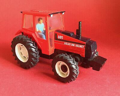 Usado, 1986-88 Britains 1/32 1st Issue Volvo BM Valmet 805 Tractor No9515 Super comprar usado  Enviando para Brazil