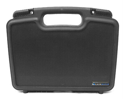 Projector Carrying Case fits Sony MP-CL1A Mobile Projector in Customizable Foam