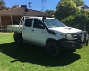 2007 Toyota Hilux Forbes Forbes Area Preview