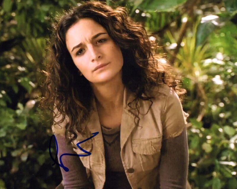 GFA Parks and Recreation * JENNY SLATE * Signed Autograph 8x10 Photo AD2 COA