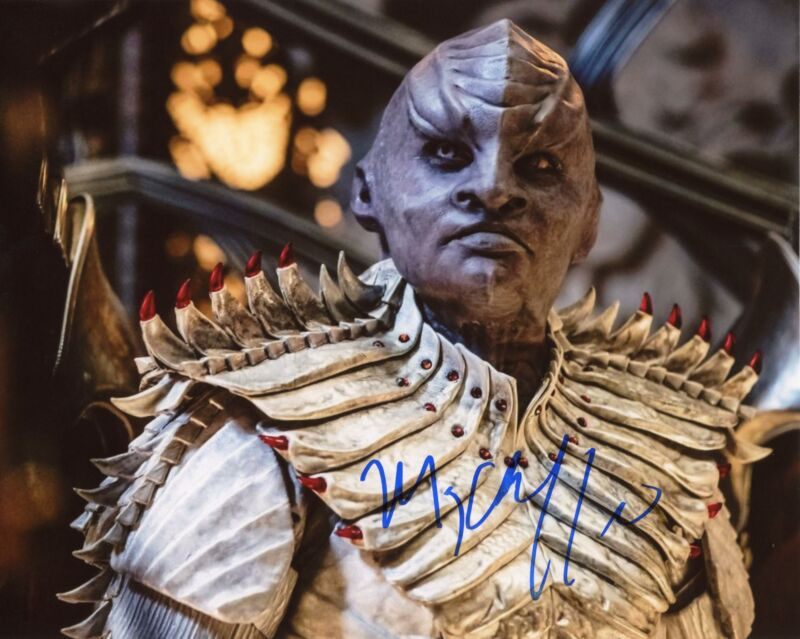 "Mary Chieffo ""Star Trek: Discovery"" AUTOGRAPH Signed 8x10 Photo"