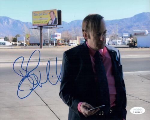BOB ODENKIRK Signed BETTER CALL SAUL 8x10 Photo Autograph SAUL GOODMAN JSA COA
