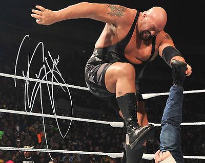 BIG SHOW #2 (WWE) - 10X8 PRE PRINTED LAB QUALITY PHOTO PRINT