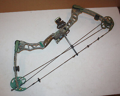Fred Bear SQ32 Compound Bow