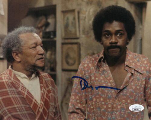 "Demond Wilson Autograph Signed 8x10 Photo - Sanford and son ""Lamont"" (JSA COA)"