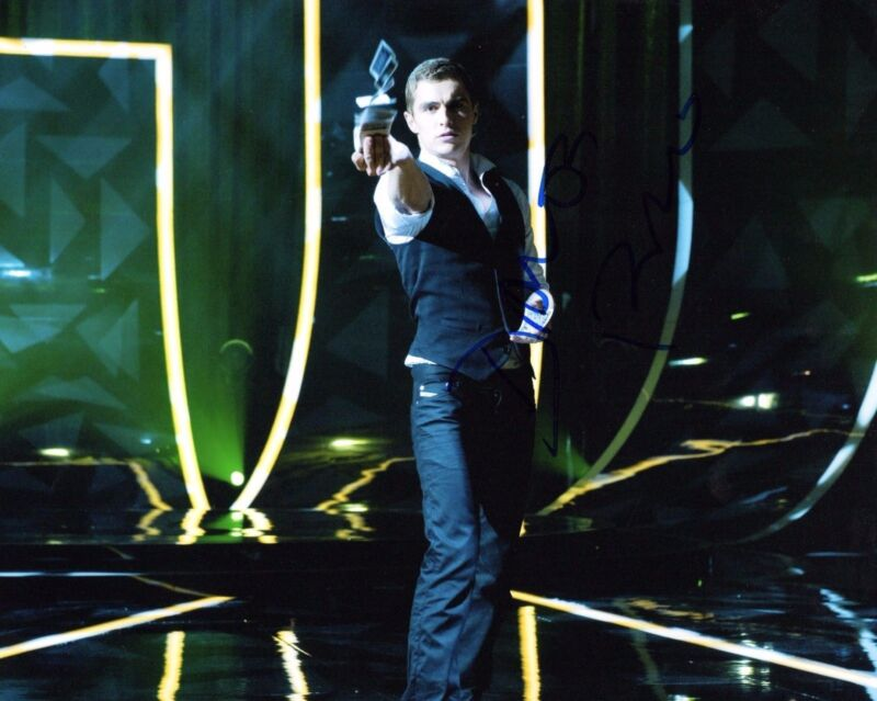 GFA Now You See Me * DAVE FRANCO * Signed Autograph 8x10 Photo PROOF D2 COA