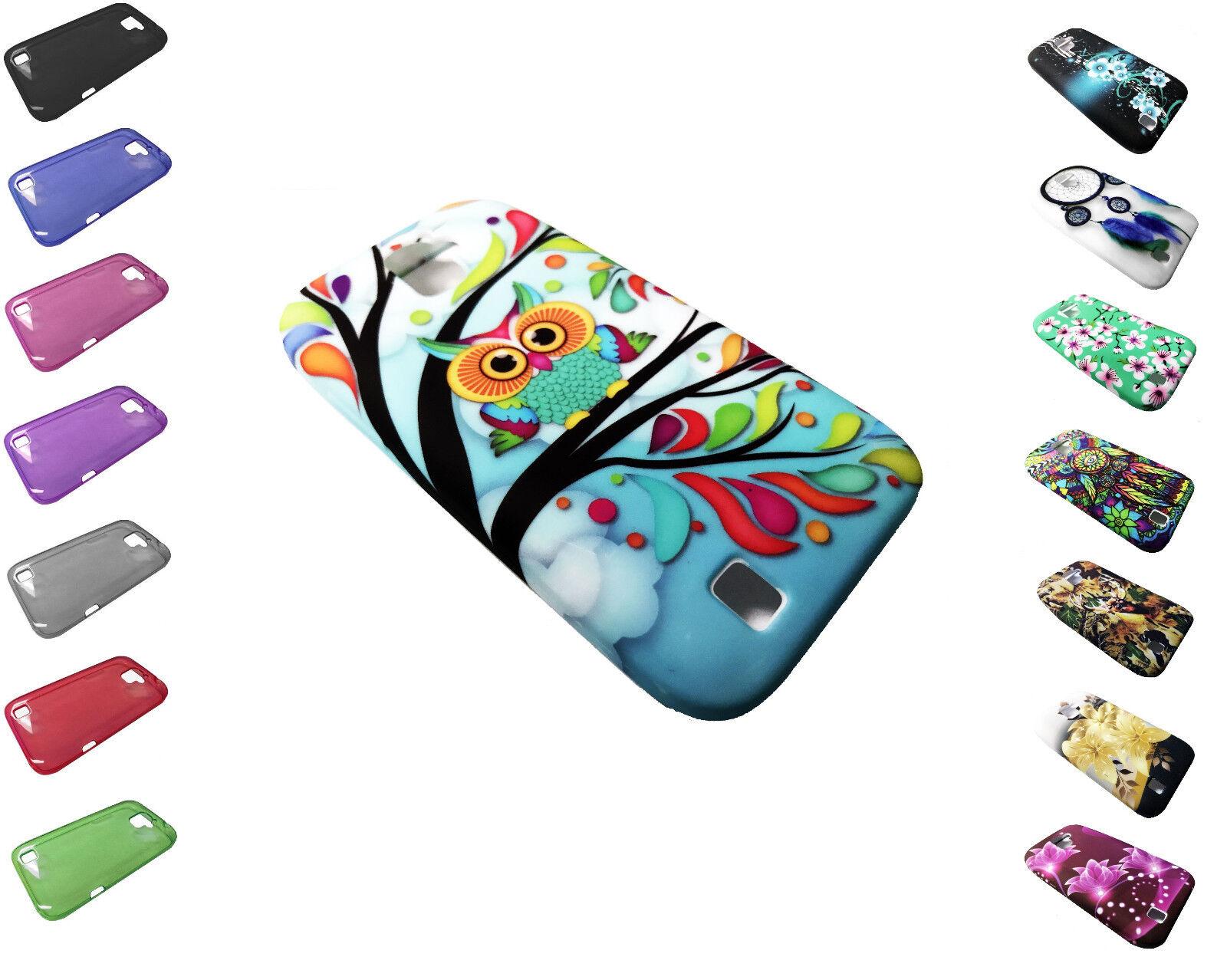 TPU Soft Crystal Skin Cover Phone Case For ZTE JASPER LTE Z718TL