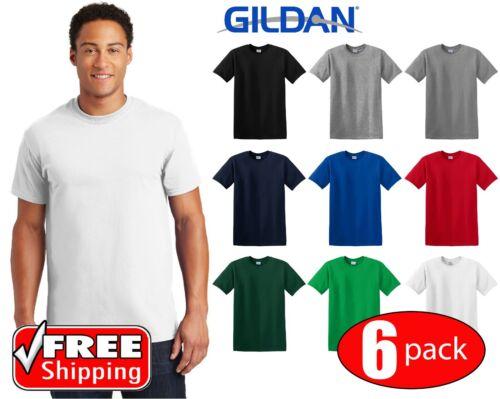 Gildan 6 PACK 8000 Men