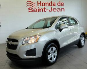 Chevrolet Trax Traction avant 4 portes LS