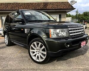 2006 Land Rover Range Rover Sport   SUPERCHARGED   DVD  