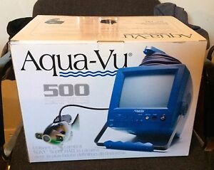 Aqua vu 500 Fishing Camera