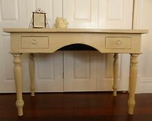 Shabby Chic Desk/Hall or Sofa Table East Victoria Park Victoria Park Area Preview