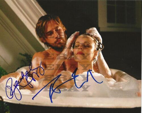 RYAN GOSLING RACHEL MCADAMS Autographed Signed 8x10 Photo Reprint