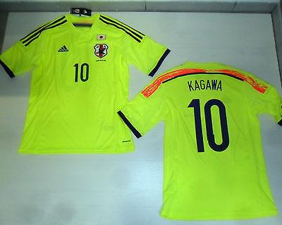 2569 FW14 Japan SIZE S Kagawa T-Shirt Away Japan Shirt Jersey Trikot