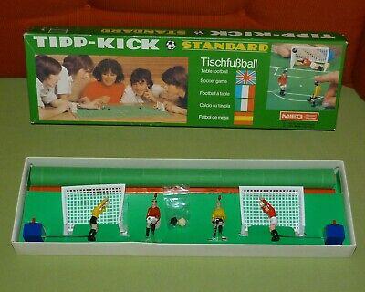 Tipp-Kick - Standard Tisch-Fußball von Mieg No. 1000  ab 8 Jahren! Alte Ausgabe!