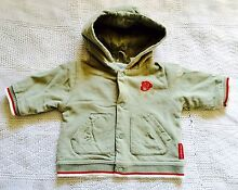 Baby Boys Size 000 Coat Jacket With Hood Hoodie Baby Boys Canning Vale Canning Area Preview