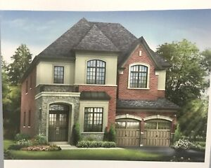 DETACHED BRAND NEW 4 BEDROOM HOUSE FOR SALE IN BRAMPTON