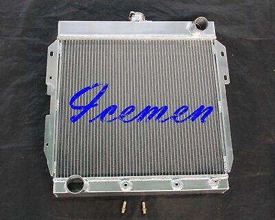 3 ROWS 1955 1956 1957 Ford THUNDERBIRD T Bird V8 ALL Aluminum radiator