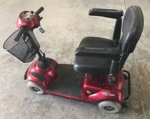 Mobility Scooter INVACARE Model -  includes new $250 batteries Biggera Waters Gold Coast City Preview