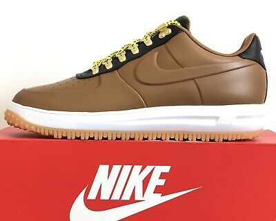 NIKE LUNARFORCE 1 DUCKBOOT Low MENS TRAINERS SHOES UK 14 EUR 49,5...