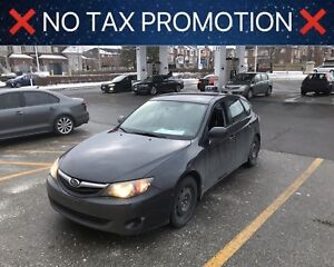 WE PAY YOUR TAX!OFFER ENDS FEB28! 2010 Subaru Impreza*CERTIFIED*