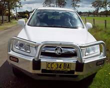 2007 Holden Captiva Wagon Mullumbimby Byron Area Preview